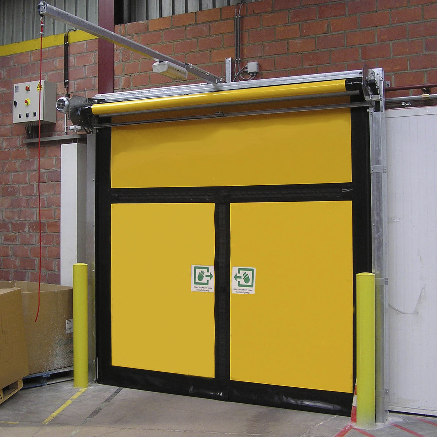 hiSpeed2 & High Speed Doors - Ru0026S Installation and Repair Services pezcame.com