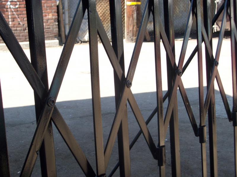 Scissor Or Folding Gates RampS Installation And Repair