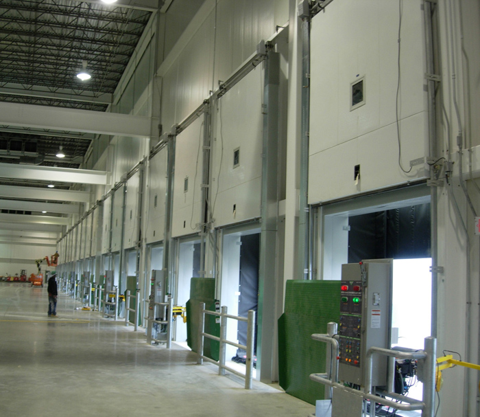 Cold Storage Doors R Amp S Installation And Repair Services